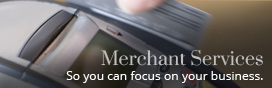 Merchant Services So You Can Focus on Your Business