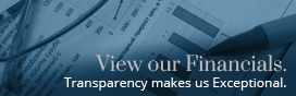 View Our Financials