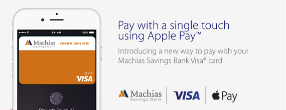 Pay with the single touch using Apple Pay